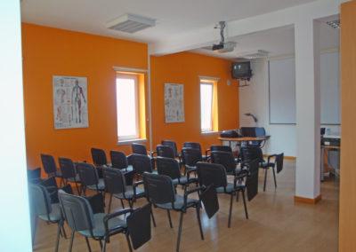 Instalações Amieiro - Gabinete Formação