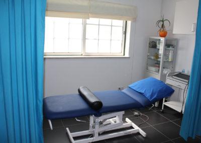 Instalações Granja do Ulmeiro - Sala Fisioterapia