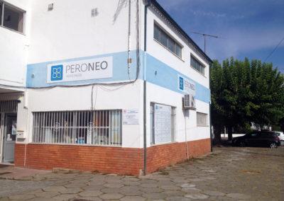 Instalações Vilarinho do Bairro - Fachada