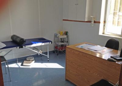 Instalações Vilarinho do Bairro - Consultório