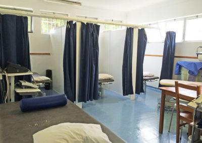 Instalações Vilarinho do Bairro - Sala Fisioterapia